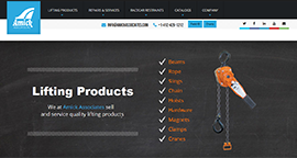 Amick Associates, Inc. Website Project